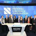 National Bank of Commerce announces official IPO pricing, began trading today