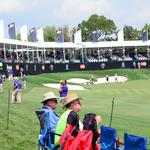 On course with the Golf Channel at the <strong>Arnold</strong> <strong>Palmer</strong> <strong>Invitational</strong>