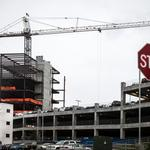 Rex hits 30% of fundraising goal for new heart hospital; tops out tower