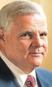 Joseph Tucci, chairman & CEO, EMC Corp. Total holdings: $48,293,910, 0.09 percent of shares.