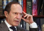 Mort Zuckerman, chairman, Boston Properties. Total holdings: $106,852,663, 0.64 percent of shares.