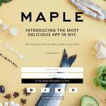 Delivery-only kitchen Maple gets closer to launch, adds more investors