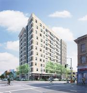 Patrick Kennedy plans to break ground on 160 units at 1321 Mission St. in the fall.