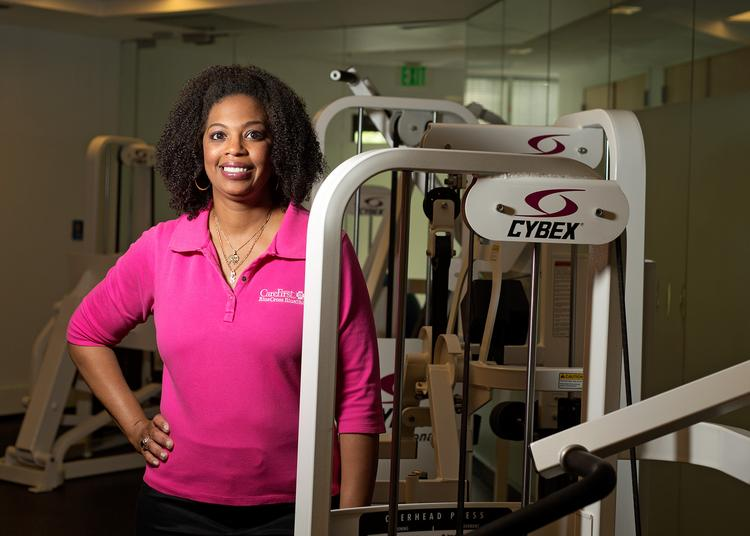 Valarie Phillips, manager of HR programs for CareFirst BlueCross BlueShield, says employers should develop a strategic plan for wellness.