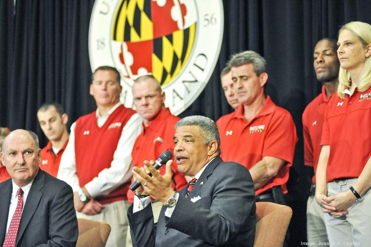 Kevin Anderson has presided over athletic department budget cuts at Maryland and the decision to leave the Atlantic Coast Conference for the Big Ten.