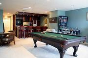 Game room at 20 Compass Road, Fort Lauderdale