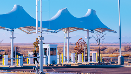 E-470 toll technology will soon work for Denver airport parking too - Denver Business Journal & E-470 toll technology will soon work for Denver airport parking ...