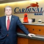 No raise for Cardinal's <strong>Clineburg</strong> as bank misses targets