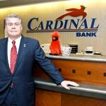 Cardinal Bank execs are cashing in their options. Here's what they stand to make.