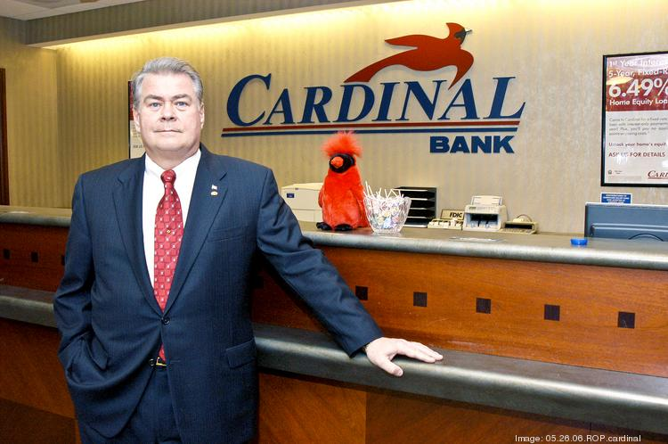 Cardinal Bank CEO Bernard Clineburg views wealth management as one of the brightest spots in the banking industry's future and has no plans to abandon the sector.