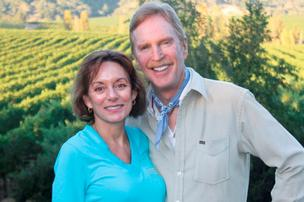 Barefoot Wine founders