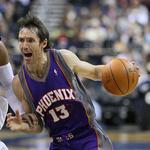 ​Steve Nash, once the center of Phoenix's sports universe, retires