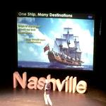'Cool does not have a boss' and other wisdom from this year's TEDx Nashville