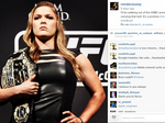 MMA's top female fighter to lobby Albany to bring fights to New York
