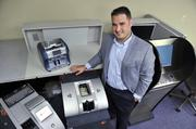 Quality Data Systems CEO Sean Farrell says modern cash recyclers are replacing currency counters.