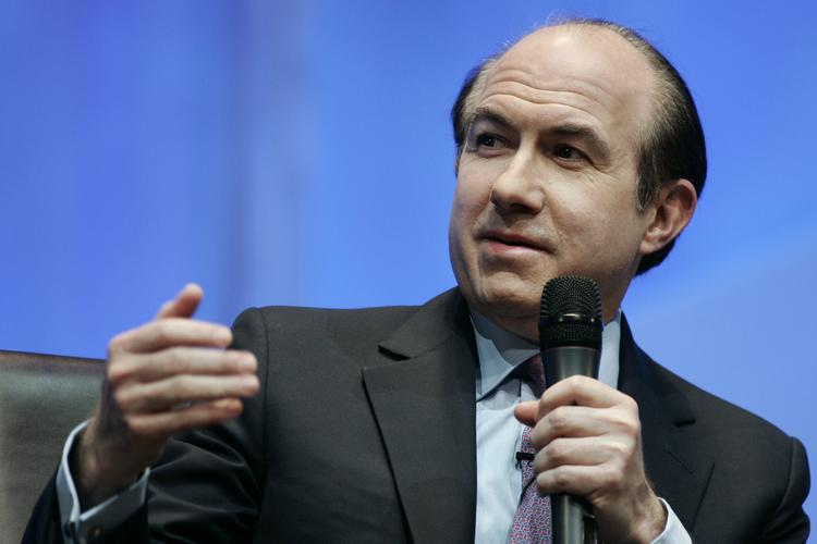 """Philippe Dauman, president and chief executive officer of Viacom, Inc.: """"Amazon is a great environment for our brands."""""""
