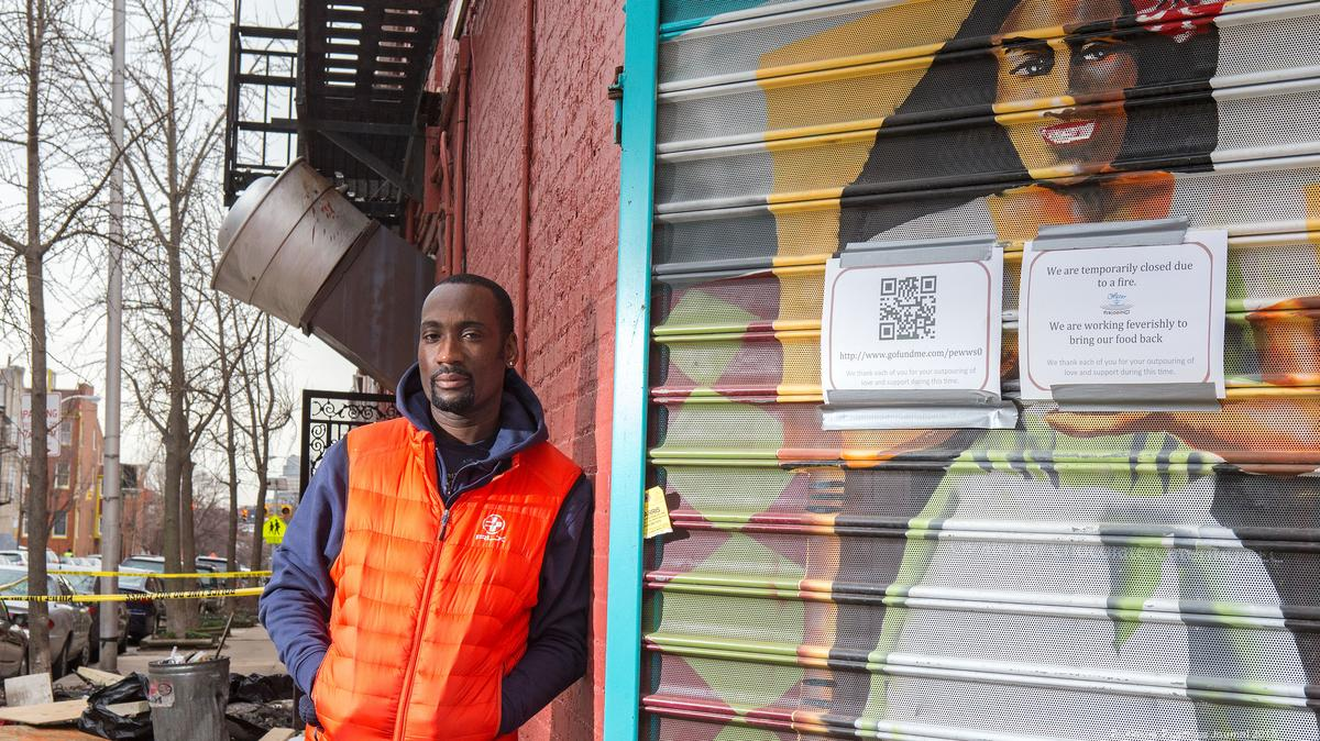 Water for Chocolate chef works to reopen restaurant after fire ...