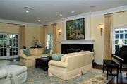 Living room at 20 Compass Road, Fort Lauderdale