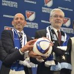 MN United owner says he's open to public-owned soccer stadium