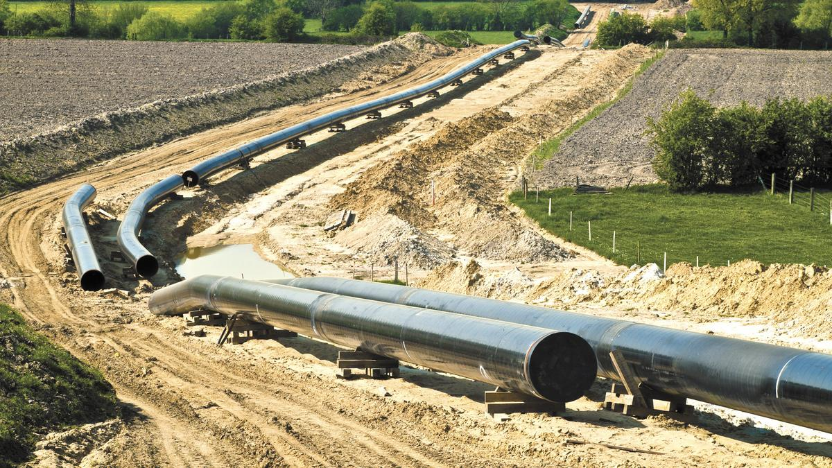 Construction of big new Georgia gas pipeline about to begin