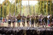 Tough Mudder Electroshock Therapy obstacle.