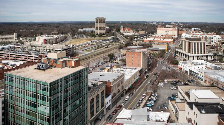Four New Parking Decks Durham City County Leaders Get Serious