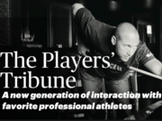 """The bid package for The Players Tribune Bar & Grill hints that patrons can rub shoulders with professional athletes, but the """"interaction"""" mentioned refers to Jeter's new digital media venture."""