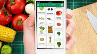 How often do you have groceries delivered via Instacart or a similar online service?