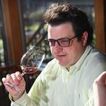 Would-be anthropologist turns wine educator