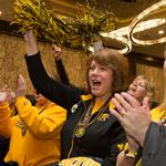 Shocker Nation ready to roll into matchup with Notre Dame
