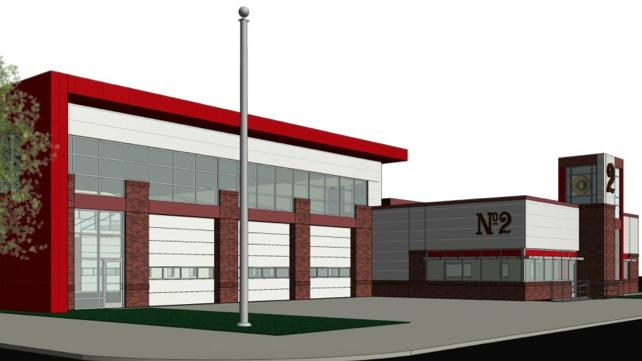 Fire Station 2 to be demolished, replaced with more distinct