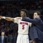 Arizona coach <strong>Sean</strong> <strong>Miller</strong>'s $50,000 (and potentially $800,000) March Madness paydays