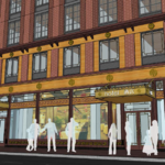 Monument plans micro-hotel in Chinatown