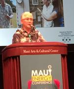 Maui Energy Conference attendance spikes 15% with merger talk front and center