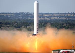 SpaceX already launches unmanned rockets in McGregor, Texas, near Waco. Lawmakers and economic development advocates hope the company will build a spaceport on a beach near Brownsville