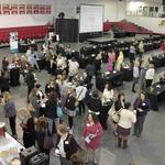 MBJ hosts hundreds of businesswomen for Mentoring Monday (Video)