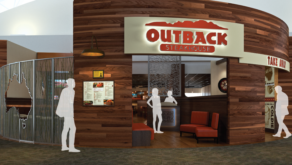 Outback steakhouse going international