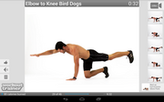 Workout Trainer Device: Android and iPhone Cost: Free Rating: 4.5 stars Scampering after kids isn't quite a full workout, Pops. Time to get this app, which offers up workouts with step-by-step audio (pushing you on those pushups) and video tutorials. With it you can pick programs to lose weight, improve how you run or even practice yoga. Get it here.