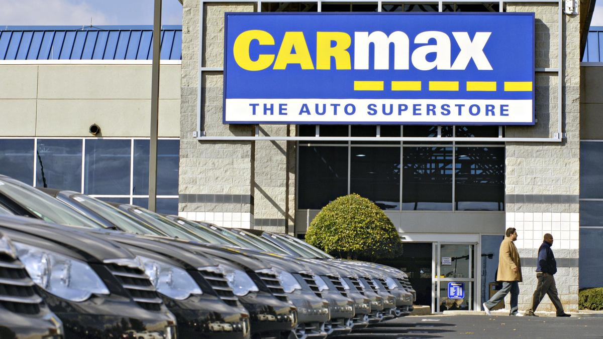 Carmax Colorado Springs >> Carmax To Add 2 Stores In Metro Denver Denver Business Journal