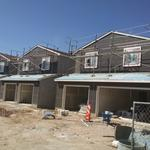 Multimillion dollar townhome project rises in emerging Mile-Hi District