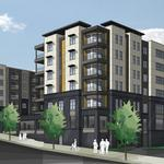 Parts of Wade Avenue shopping center to be torn down, replaced with apartments, retail