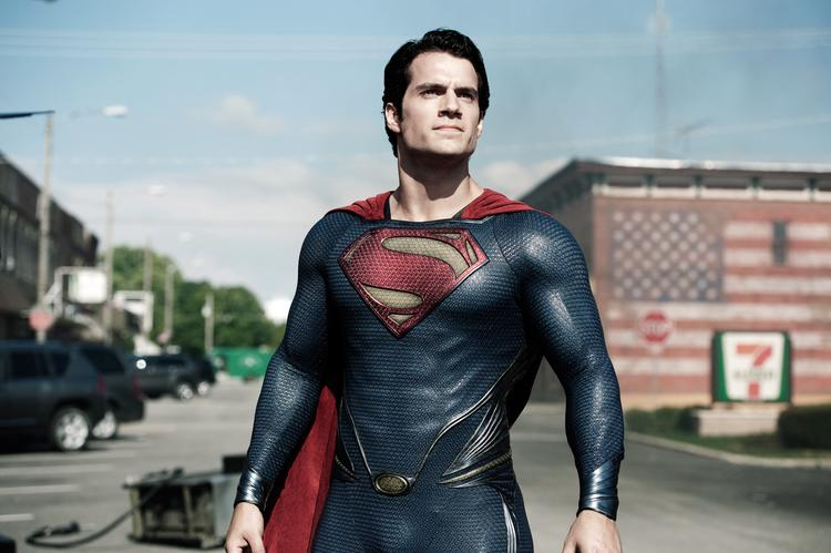 The latest iteration of Superman, played by Henry Cavill, isn't sure that he's the hero we deserve, or that Metropolis needs him.