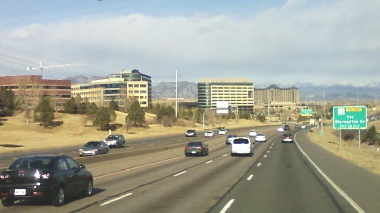 Get ready to pay to drive U S  36 toll lanes from Denver to