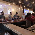 Broad Avenue's Rec Room brings new meaning to drinking games