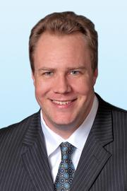 Ward Richmond, vice president, Colliers International