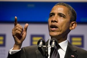 Before endorsing the Employee Non-Discrimination Act, President Obama had done more for gay rights than any other president. He ended the military's ban on openly gay soldiers and he came out in favor of same-sex marriage rights. In 2011, he spoke to the Human Rights Campaign and said progress on their issues could still be threatened by those who want to
