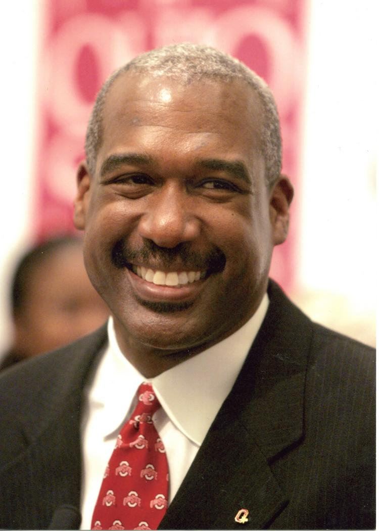 Ohio State Athletics Director Gene Smith has joined the board at Insight Bank.