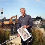 Players gather to kick off next phase of Vancouver waterfront project