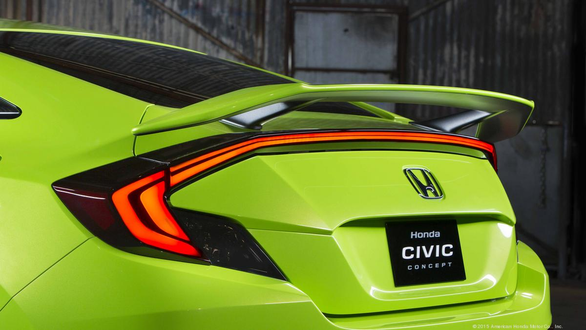 Honda Civic Type R Turbo Engines Being Made In Ohio   Columbus   Columbus  Business First