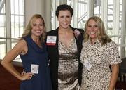 Lina Lawson, honoree Lorie Burch of Law Office of Lorie L. Burch and Tina Gandy